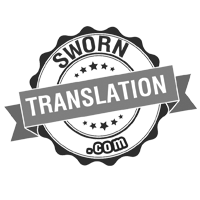 Sworn Translation<sup>™</sup>